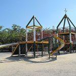 水遊びに巨大遊具とアスレチックで一日遊べる『上尾丸山公園』