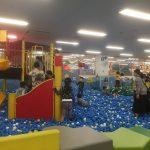 混雑!室内遊びのできる子供の楽園『キッズーナ大宮』に行ってきた!