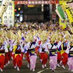 2018 埼玉の夏祭り 8月 三郷、戸田、岩槻、越谷、宮代町、新都心