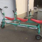 【穴場】無料で変わった自転車に乗り放題!川口芝児童交通公園