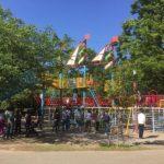 【古河市】ネーブルパークでアスレチックにキャンプ、乗馬、陶芸を満喫!